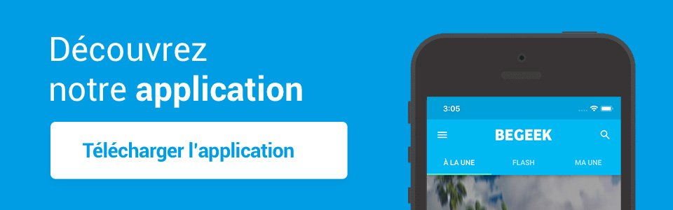 Application mobile begeek