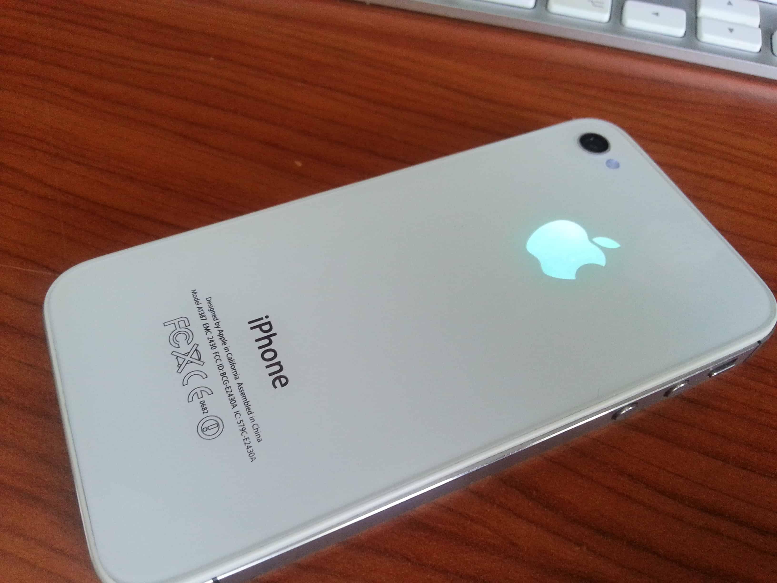 Eclairez la pomme de votre Iphone 4 ou 4S, le test ! sur Begeek.fr