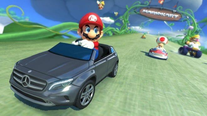 On suppose que Luigi roule en BMW
