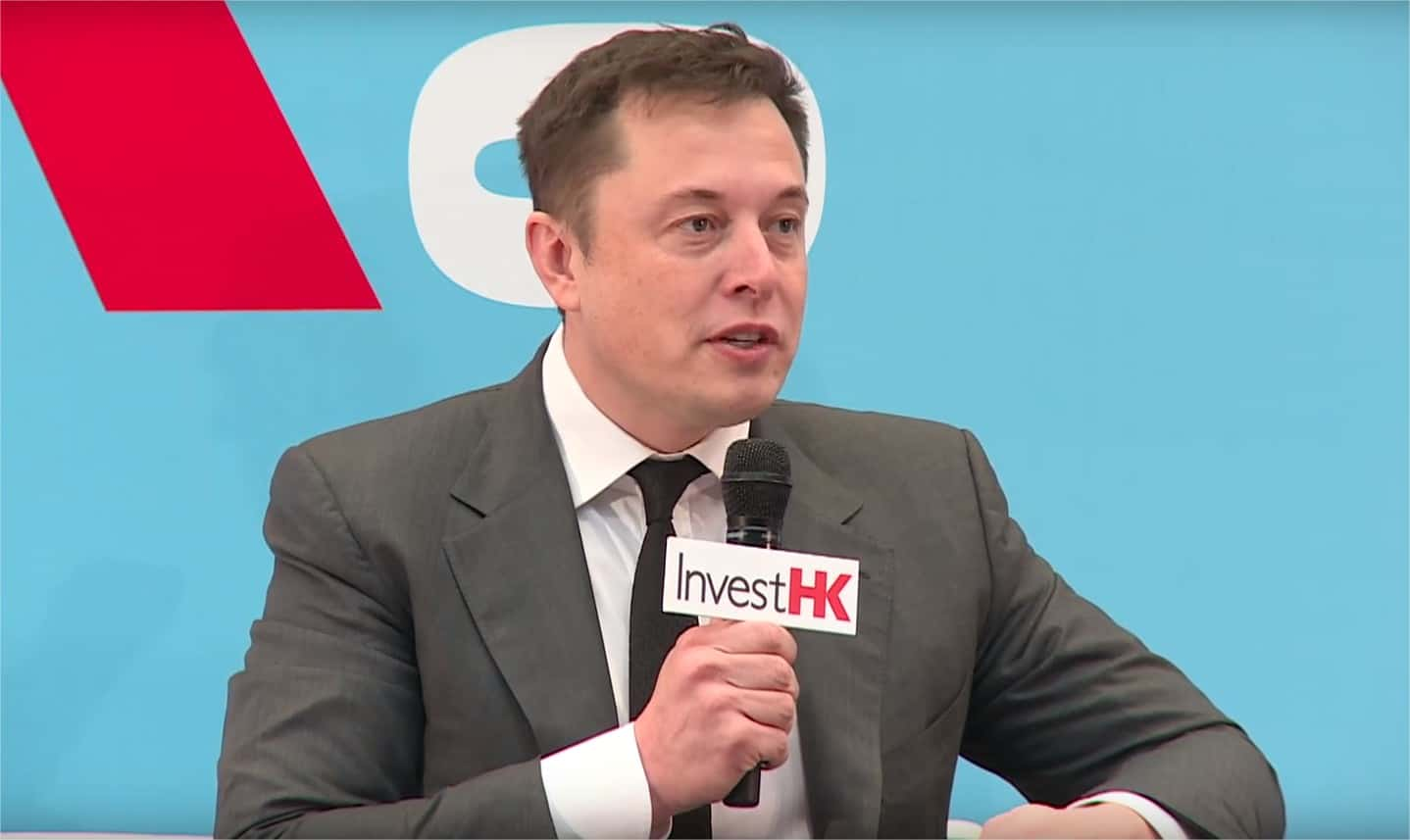 When Elon Musk wanted to be the CEO of Apple