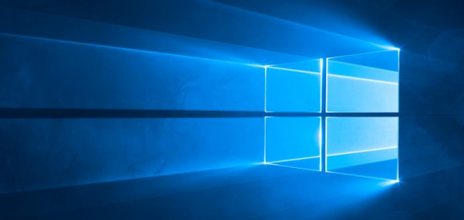 Fond d'écran Windows 10