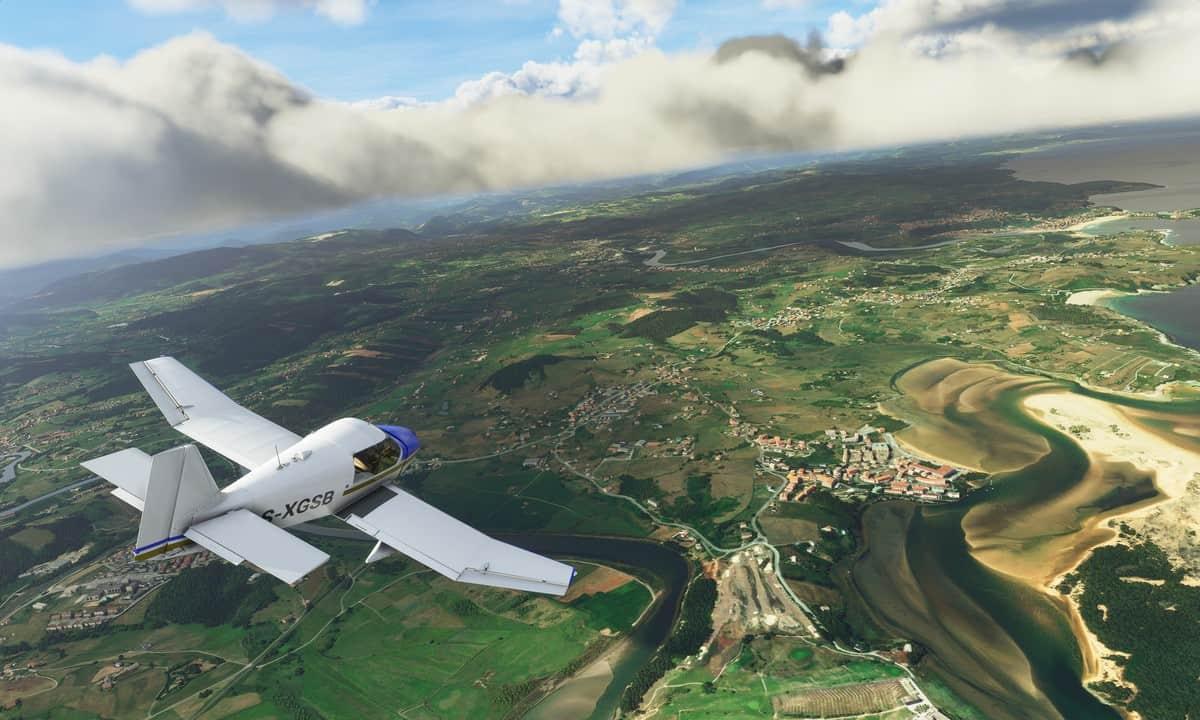 Microsoft Flight Simulator: Top Gun Expansion postponed to May 2022