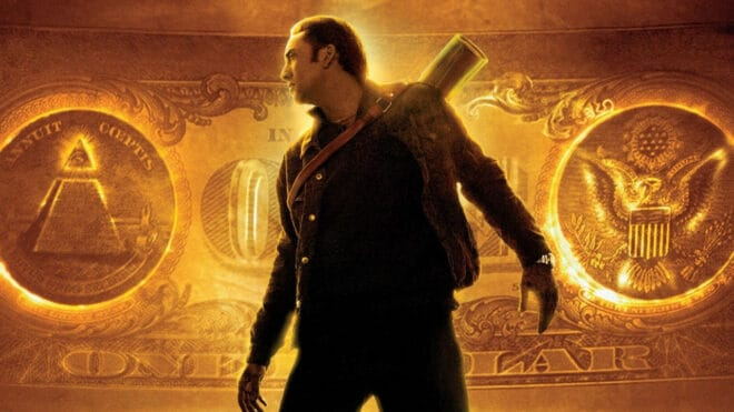 Une héroïne pour succéder à Nicolas Cage dans la série télévisée Benjamin Gates.