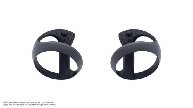 Des gâchettes adaptatives, un retour haptique, une détection du contact des doigts pour une immersion plus profonde en réalité virtuelle.