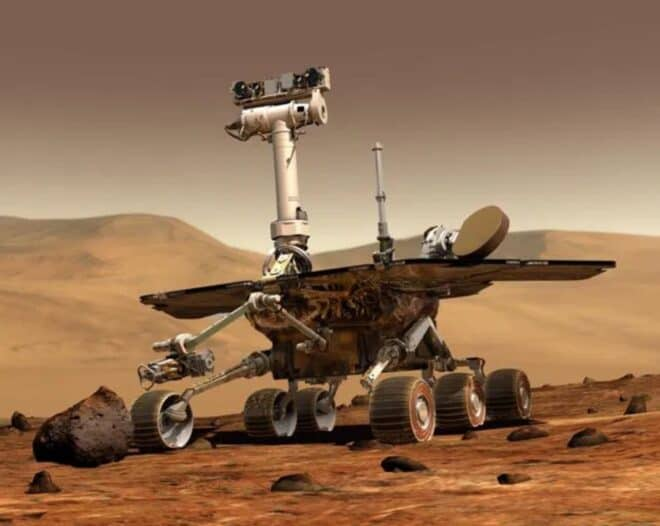 rover NASA Perseverance
