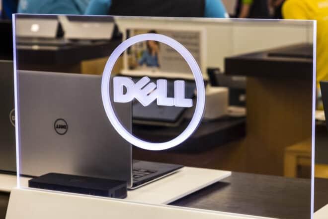 Le programme Trade In de Dell demande d'acheter un ordinateur portable de la gamme Alienware ou XPS, puis de lancer une procédure de remboursement.