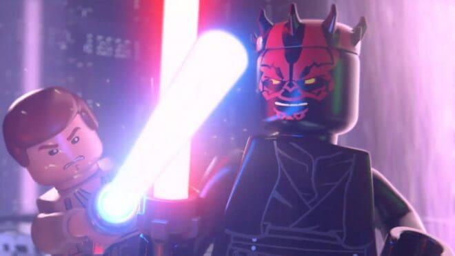 LEGO Star Wars : La Saga Skywalker va manquer 2021.