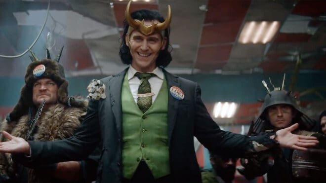 La série Loki se dévoile dans une bande-annonce explosive.