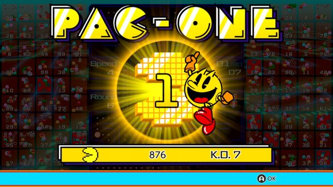 Du Battle Royale pour Pac-Man.