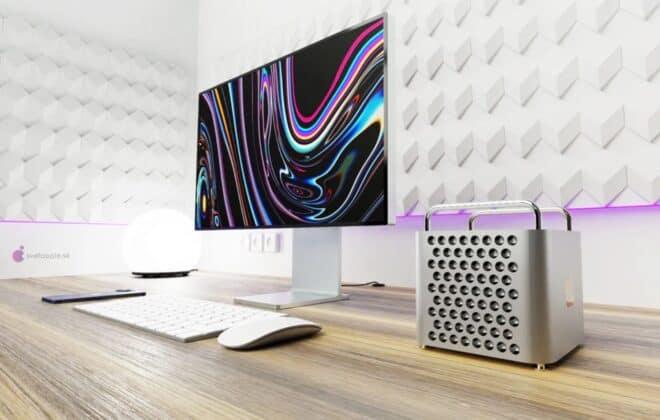 concept Apple Mac Pro