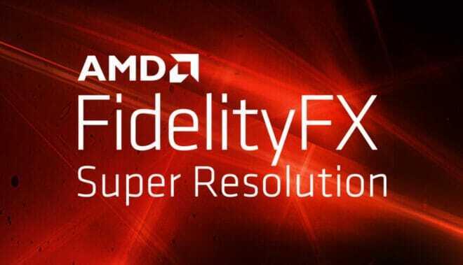 FidelityFX Super Resolution est une technologie d'upscaling open source capable de booster les performances sur consoles et PC.