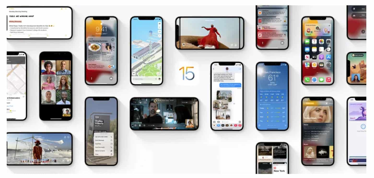 iOS 15 will allow drag and drop images and text between apps