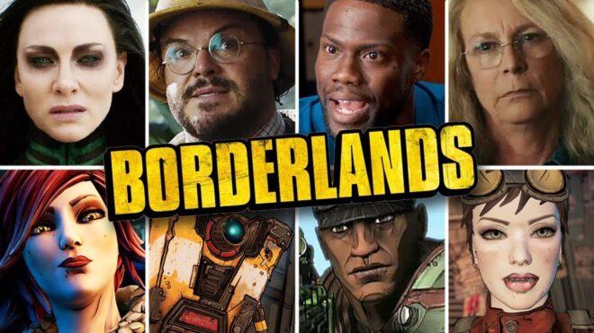 Borderlands a terminé son tournage.