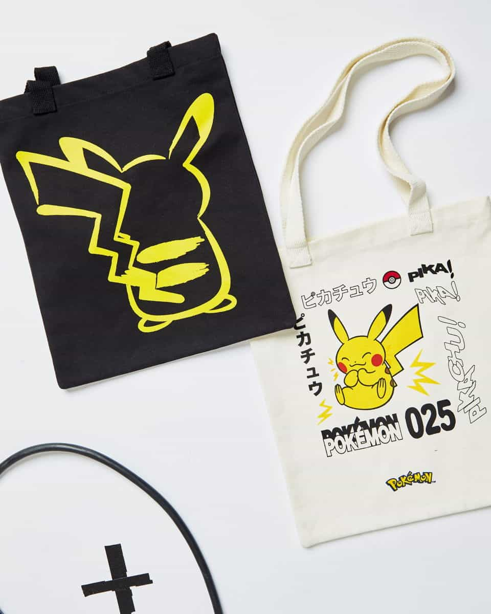 Galeries Lafayette x Pokémon: an exclusive collection of clothing ...