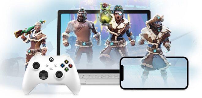 Le Xbox Cloud Gaming utilise enfin la puissance de la Xbox Series X.