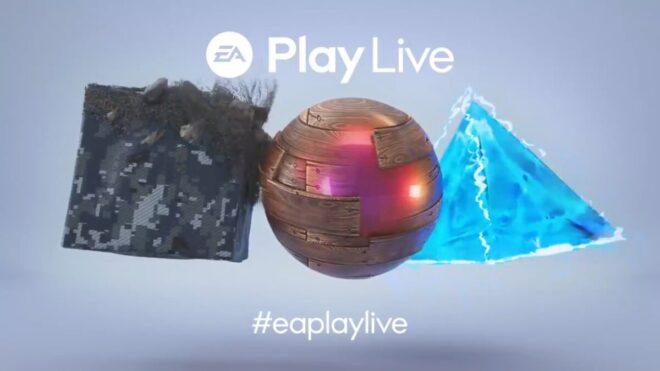 Pas de Skate à l'EA Play Live 2021.