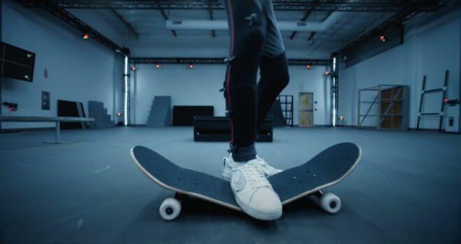 Pas de gameplay pour le nouveau Skate d'Electronic Arts.