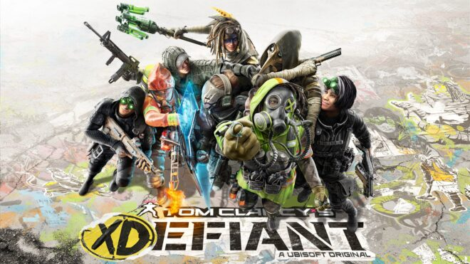 Ubisoft officialise Tom Clancy's XDefiant.