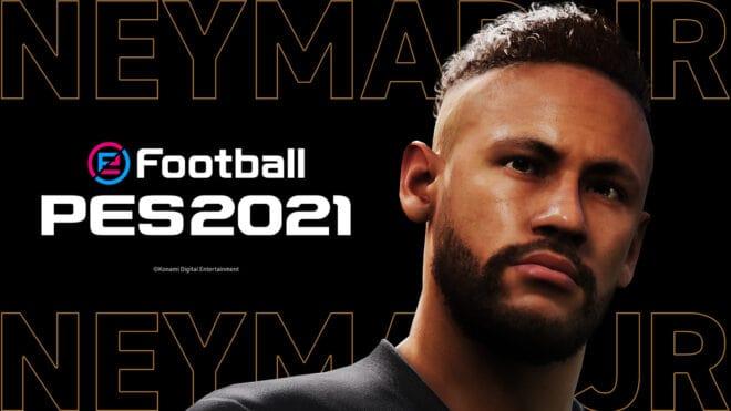Neymar Jr. est l'ambassadeur de la licence eFootball PES.