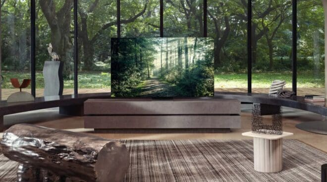 Samsung smart TV 2021