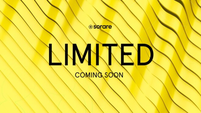 Sorare limited cards