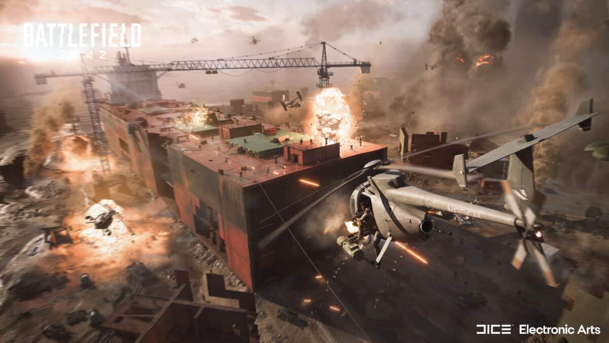 Battlefield 2042 : la date de sortie est reportée de quelques semaines