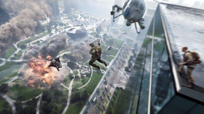 Le point complet sur la bêta ouverte de Battlefield 2042.