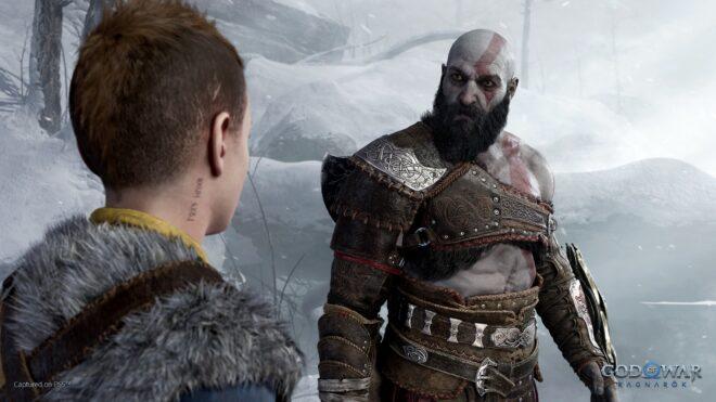 Kratos et Atreus vont devoir choisir quelle voie emprunter dans God of War Ragnarök.