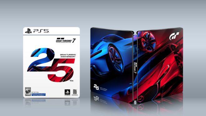Gran Turismo 7 va célébrer le 25ème anniversaire de la licence avec une édition spéciale.