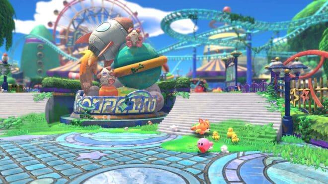 Kirby va revenir sur Nintendo Switch au printemps de l'année prochaine.