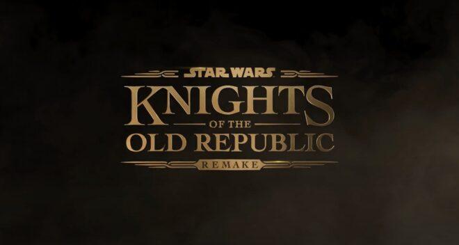 Un remake de A à Z pour Star Wars : Knights of the Old Republic.