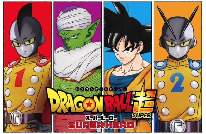 Une première bande-annonce pour Dragon Ball Super : Super Hero.
