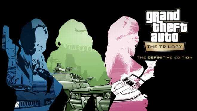 Grand Theft Auto : The Trilogy - The Definitive Edition est annoncé sur consoles, mobiles et PC.